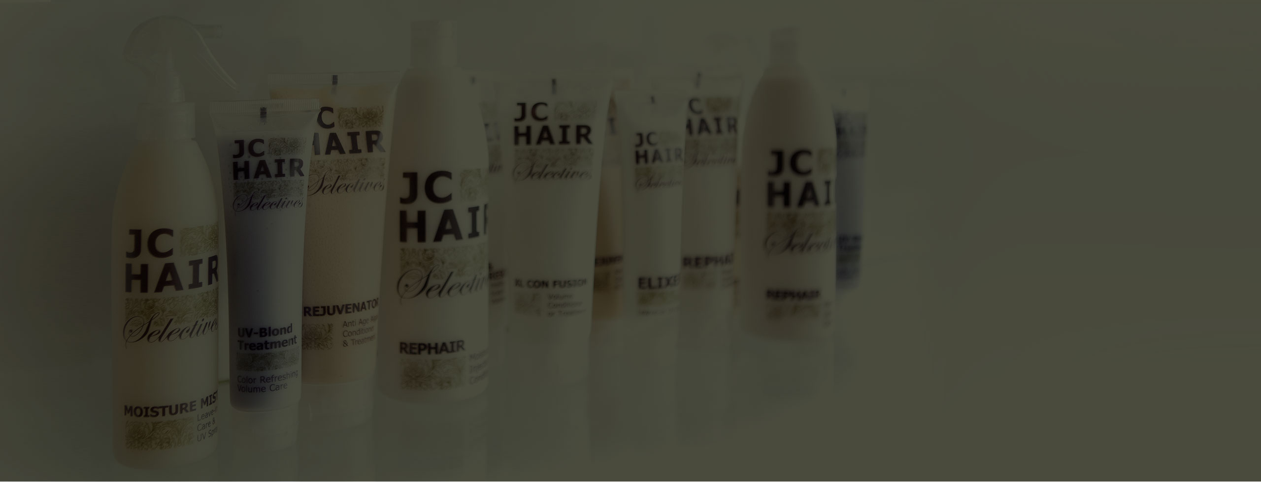 JC Hair & Spa | Treatments & Conditioners