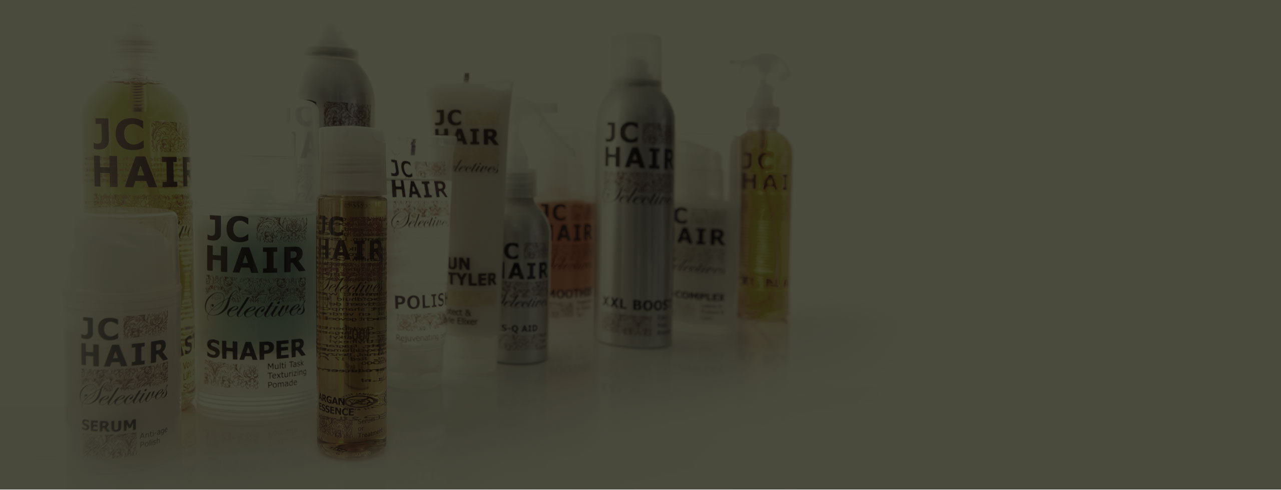 JC Hair & Spa | Pre-styling